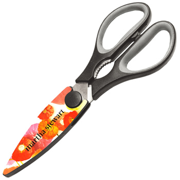 Utility Scissors with Magnetic Holder
