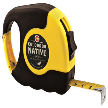 25-Ft Carabiner Tape Measure